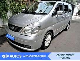 [OLX Autos] Nissan Serena 2011 HWS 2.0 Bensin AT Silver #Arjuna Tomang
