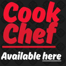 Restaurant chef consultant n chef--cook--waiter--cashier manager provi