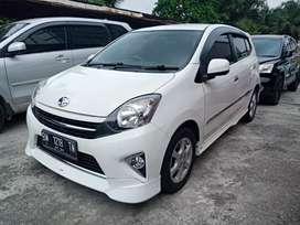 Toyota agya trd 2015 at