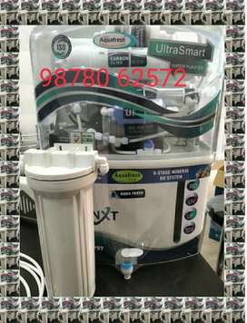 WITH ALL ACCESSORIES.. AQUAFRESH RO WATER PURIFIER
