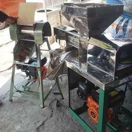 Mesin peras santan dan parut kelapa siap pakai praktis