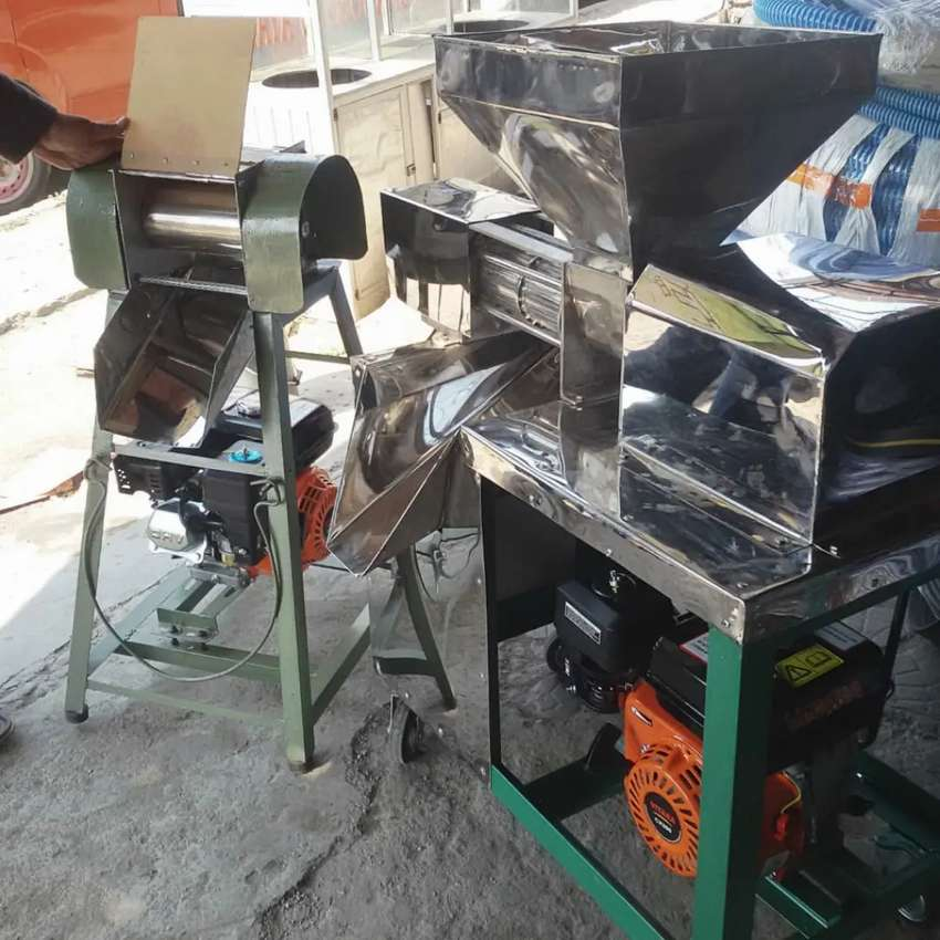 Mesin peras santan dan parut kelapa siap pakai praktis 0