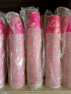 KD Trader,s Deals in Disposable Items ( glass, cup, container, boxes)