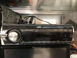 single din dvd branded jvc pioneer(folksaudio)