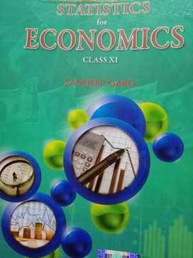 Sandeep garg-statistics for class 11(only cash)