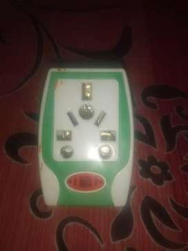 Pluck holder