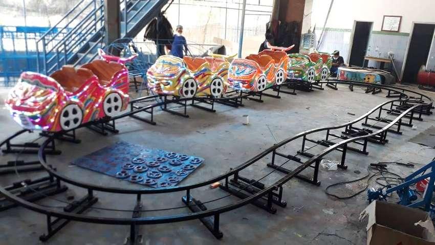 mini coaster odong odong mainan jangka panjang ER 0