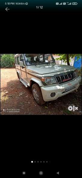 Mahindra Bolero 2016 Diesel Good Condition