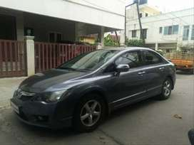 Honda civic automatic good condition