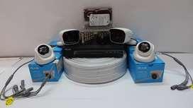 Paket 4 CCTV Hikvision