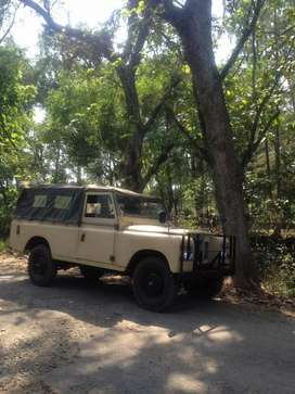 Land Rover Series 3 LWB