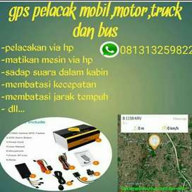 GPS TRACKER PELACAK MOBIL ERTIGA