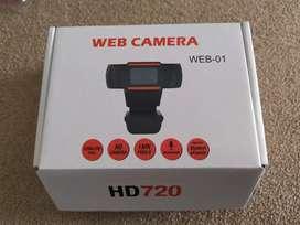 Webcam wb 001 720 P