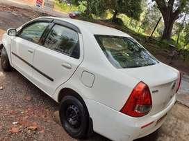 Etios car yellow boad 3 owner