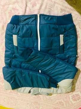 New jaket double side
