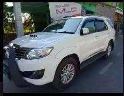 Dijual Toyota FORTUNER G Automatic 2013 Putih Kondisi sangat Baik