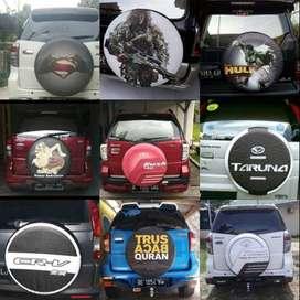 Cover/Sarung Ban Honda CRV/Rush/Terios/Panther/touring juragan mobil