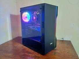 PC GAMING / EDITING Ryzen 5 2600 (RAM 16Gb DDR4  GTX 1650 SUPER 4GB)