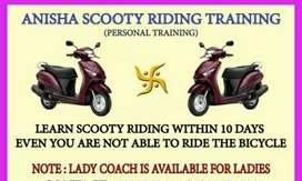 Scooty training centre. Scooty chalana sikhe 7 days only