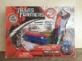 Airbrush pen studio transformers edition