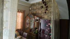 2 BHK FLAT WITH TERRACOTTA OUTFIT