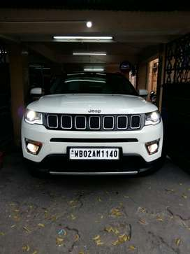 Jeep COMPASS Compass 2.0 Limited Option, 2017, Diesel