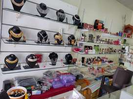 Cosmetic and jewelleryshop for sale2months old only as it's conditions