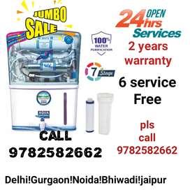 New seal pack Aquafresh Ro water purifier k offer