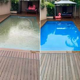 Jasa servis kolam renang