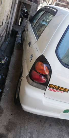 Suzuki Alto VXR, 2006,Colour white, Rawalpindi Register