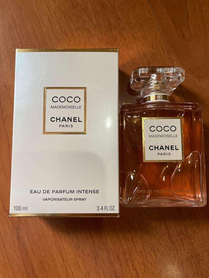 Chanel coco mademoiselle eu deu parfum intense