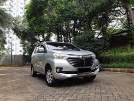 (Cash) Toyota Grand Avanza 1.3 G MT 2018 (Silver Metalik) Km15rb ASLI