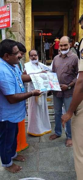 Hari puri township resale for sale at yadagirigutta