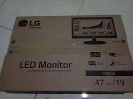 """MONITOR LG 19M38A 19"""" LED"""