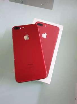 iphone 7 Plus ( Red) 128gb