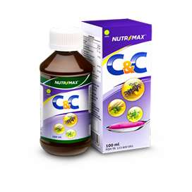 Nutrimax C & C Syrup 100ml CNC Sirup Vitamin