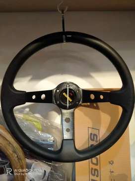 Momo deep dish steering for sale