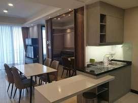 Disewakan Apartemen Casa Grande 2BR Fully Furnished
