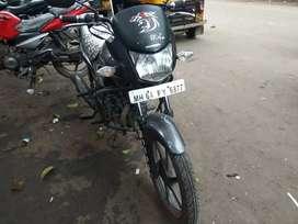 Dream yuga self start bike