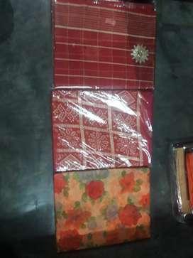 New saree  cotton