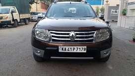 Renault Duster 110 PS RxZ Diesel, 2012, Diesel