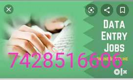 Offering part time work from home /freshers or experience apply