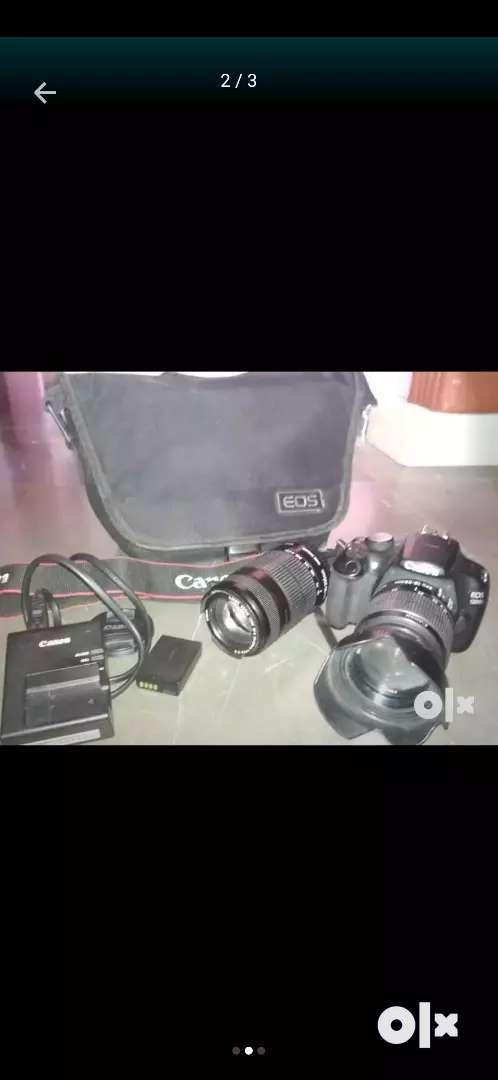 Canon DSLR camera 200d 0