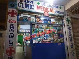 Sri laxmi medical and general store