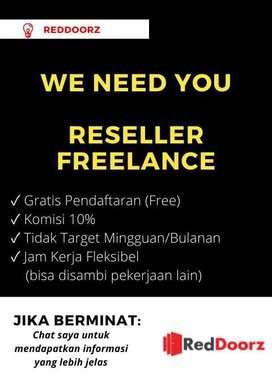 Lowongan Freelance RedDoorz