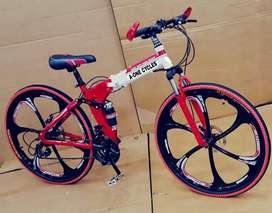 *NEW FOLDABLE MACWHEEL CYCLES WITH SHIMANO 21 GEARS