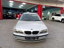 BMW 318i E46 th 2004 Facelift (L) Silver Km71rb Pajak Baru April2020
