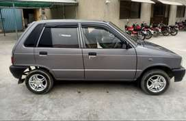 Mehran Limited Edition With Chilled AC, Alloy Wheels, New Tyres,