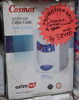Dispenser hot n cold cosmos