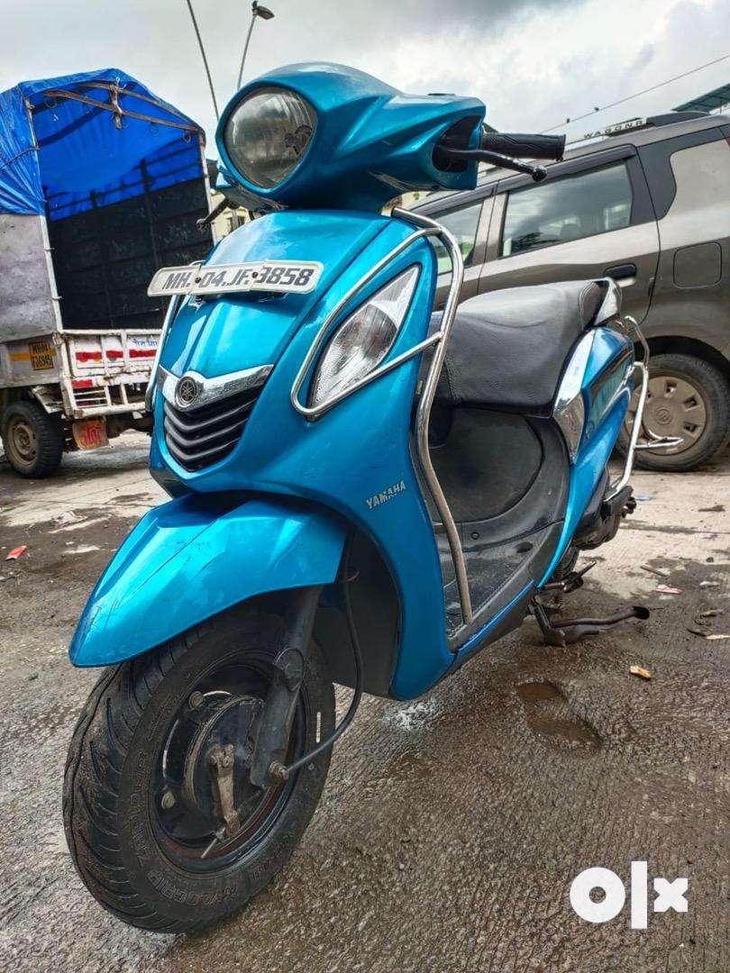 Yamaha facino well maintained